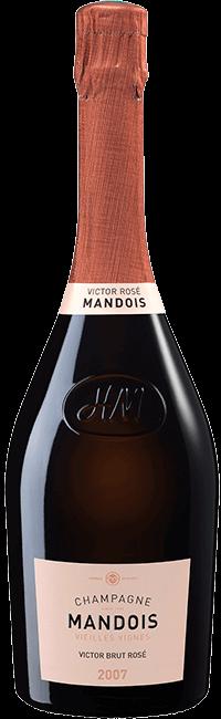 Victor Mandois Rosé 2007 Mandois