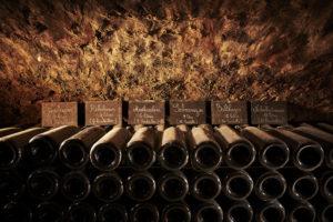Cave gros contenants champagne mandois