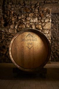fut champagne mandois 1735