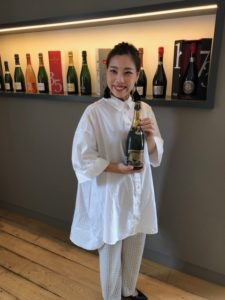 visite ambassadeurs japonais champagne mandois