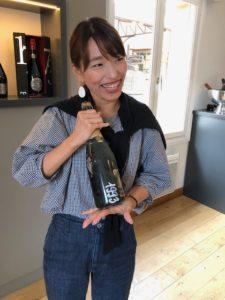 Japanese importer champagne mandois wedding planner