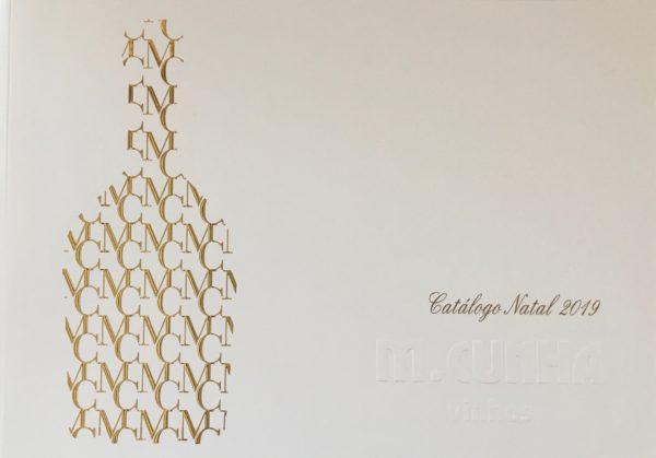 catalogo natal 2019 m cunha vinhos