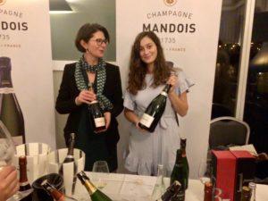 M Cunha Champagne Mandois novembre 2019