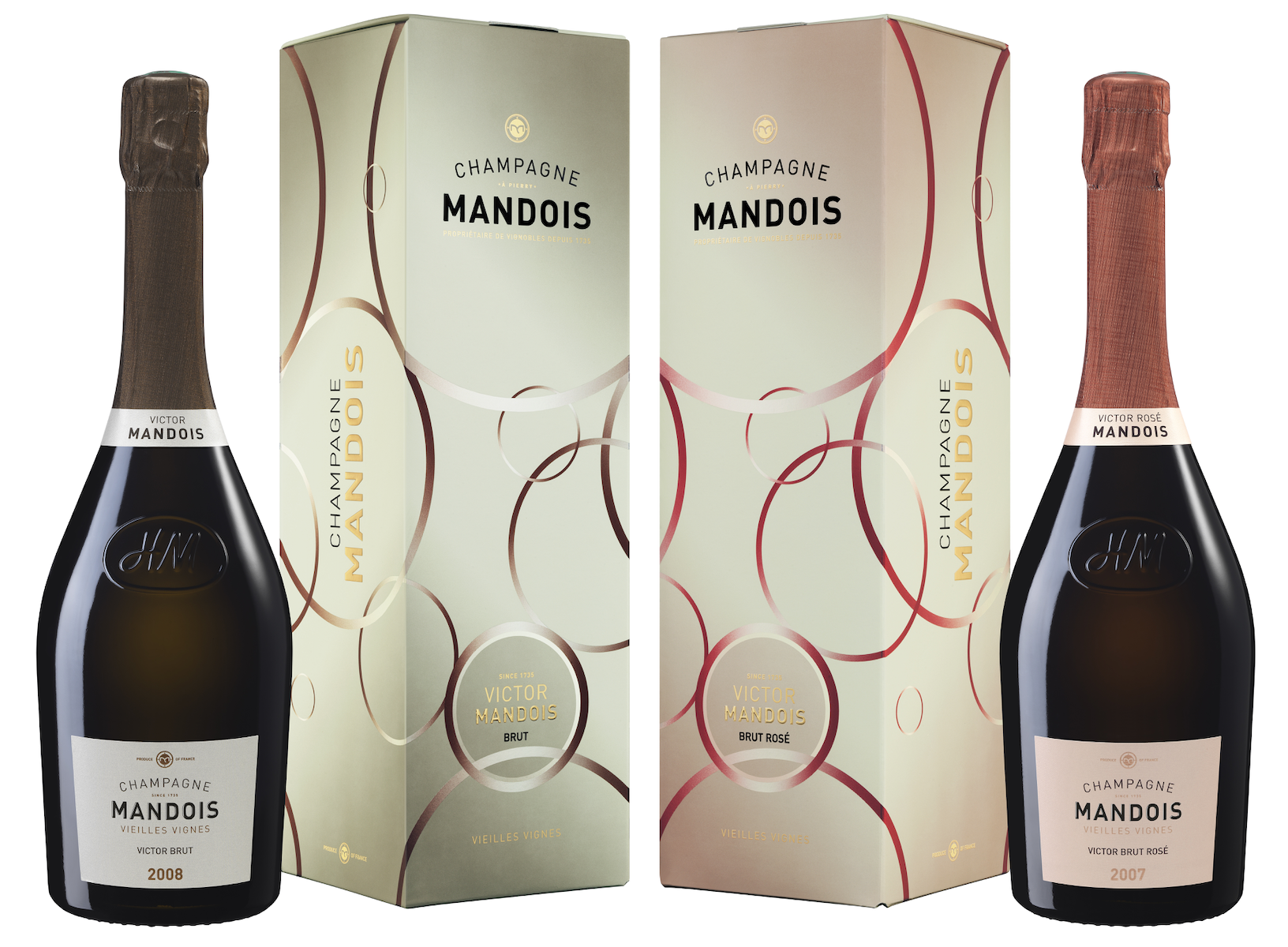 VICTOR MANDOIS NEW GIFT BOXES