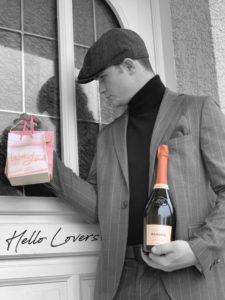 Brut Rosé Grande Réserve St Valentin