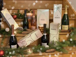 Gamme Champagne Mandois Coffrets Noel